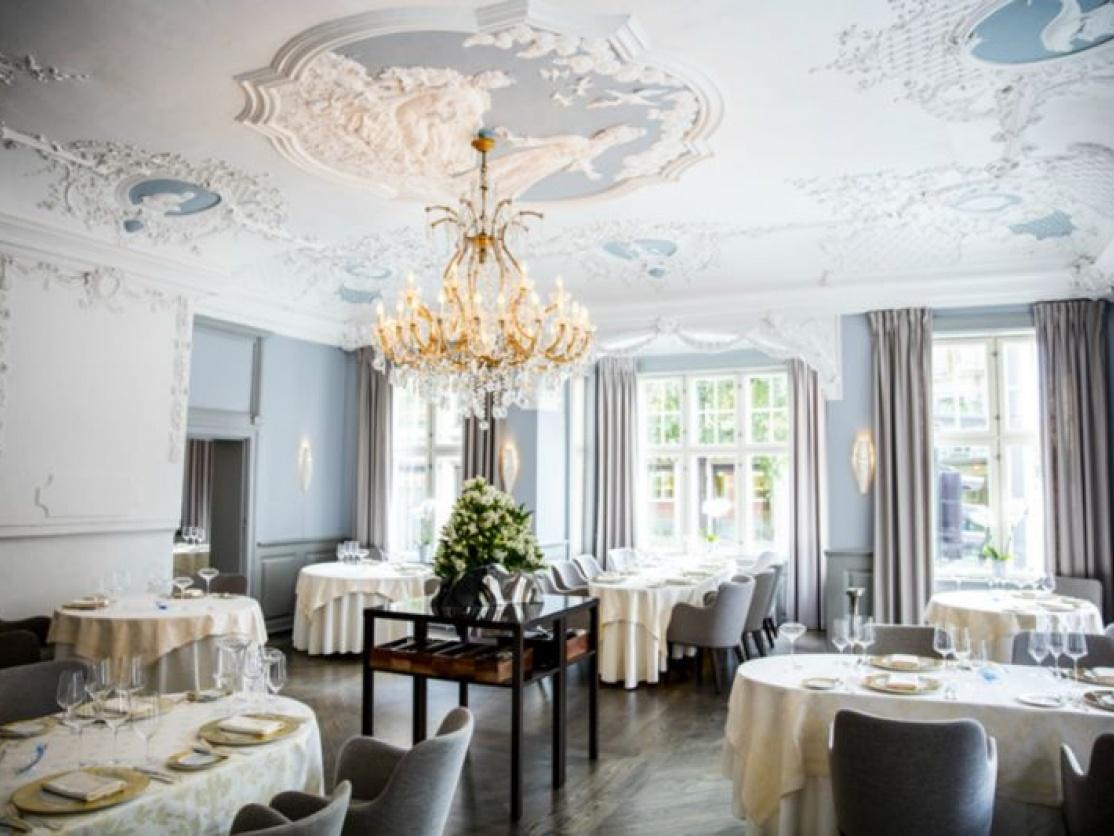 Oslo Statholdergaarden Restaurant
