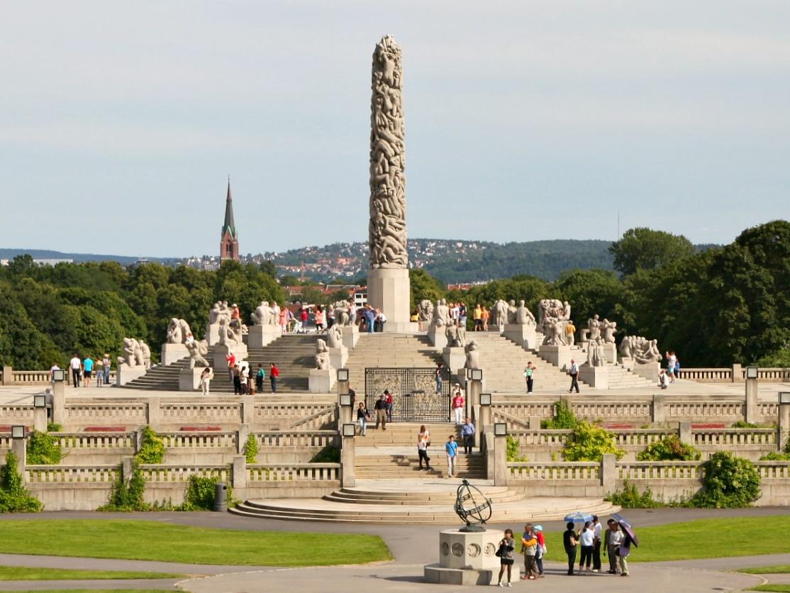 Oslo Frogrer Park