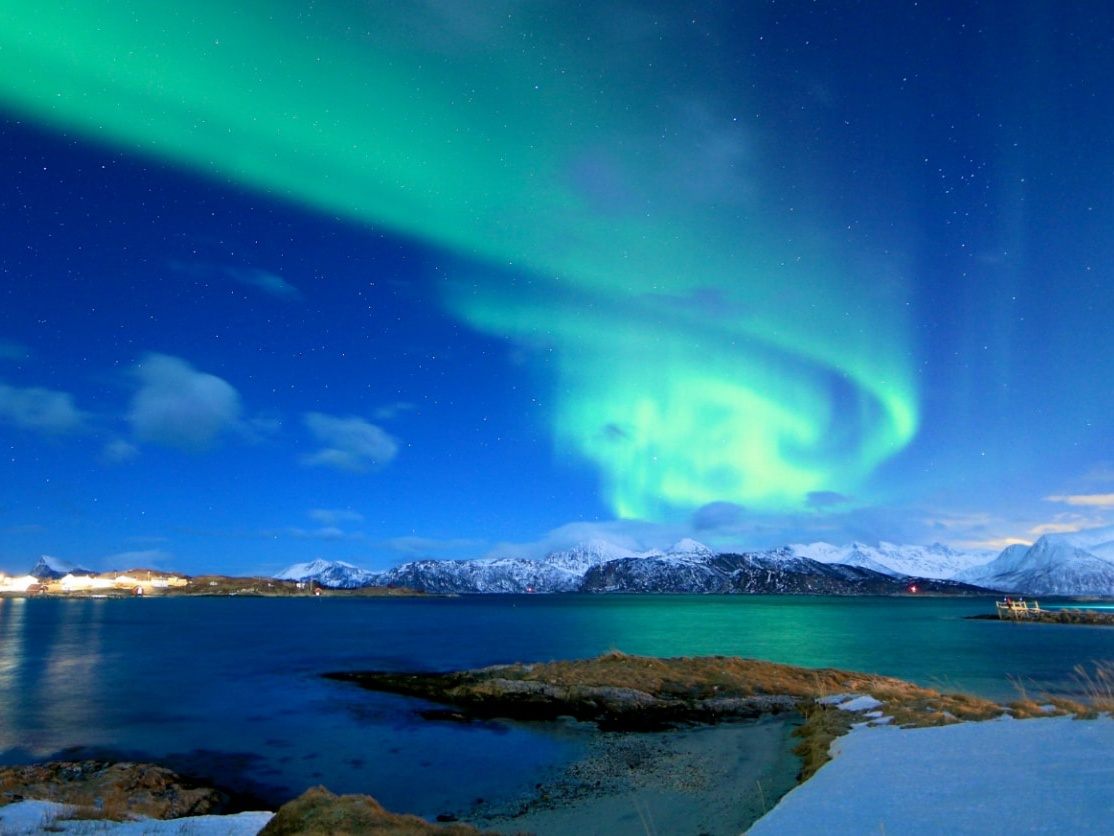 Northern Lights in Norway & Winter Magic
