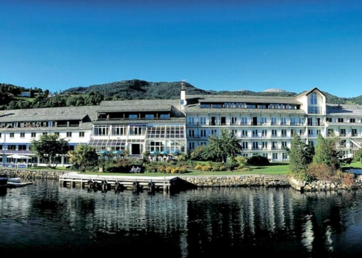 Brakanes Hotel, Ulvik